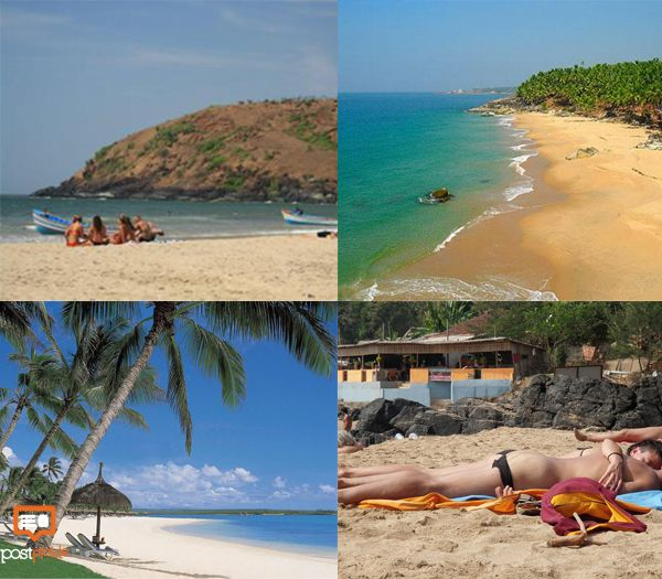 Yes, you read it right! Naked beaches exist in India, for ...