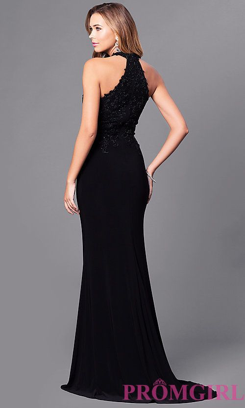 ff0ee79c63e Style  DQ-9790 Back Image Plus Size Formal Dresses
