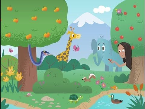 Meet the Bible App for Kids from YouVersion animated
