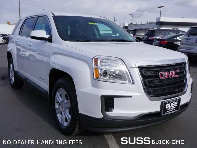 Suss Buick Gmc 2016 Gmc Terrain Vehicle Photo In Aurora Co 80012