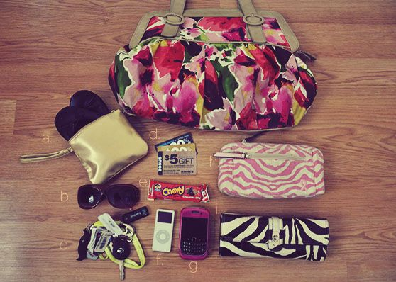 GUEST BLOGGER: What's in my bag? | Pretty.Random.Things.