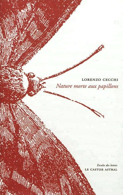 Nature morte aux papillons Lorenzo Cecchi