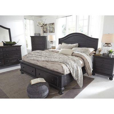 Laurel Foundry Modern Farmhouse Dorset Panel Customizable Bedroom Set