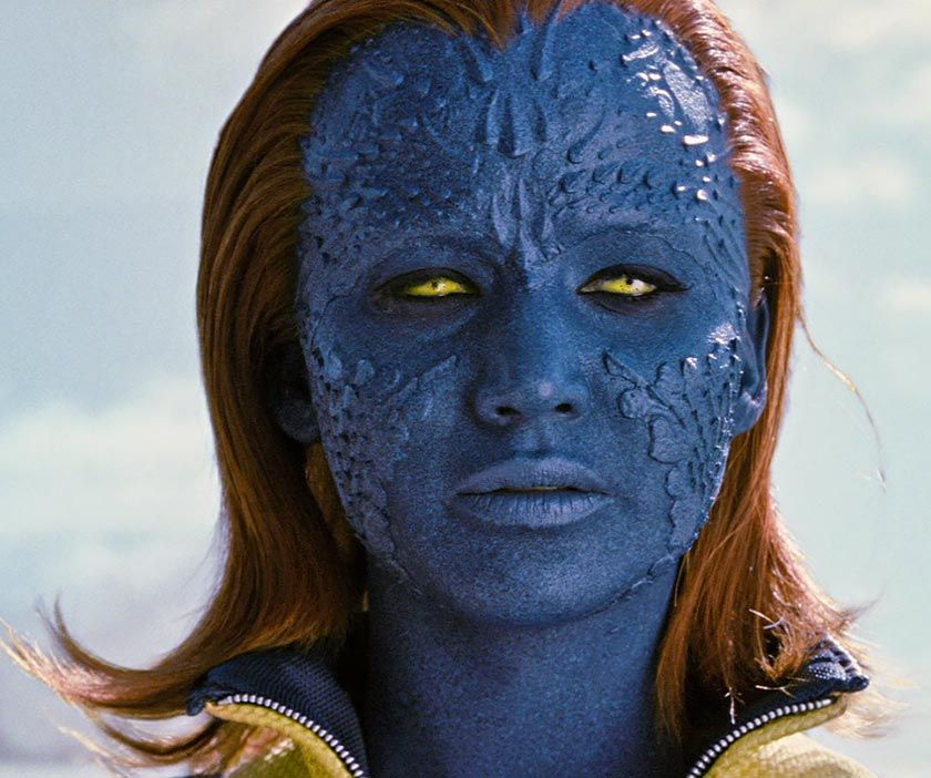 Jennifer Lawrence As Mystique Mystique Marvel Mystique Xmen X Men