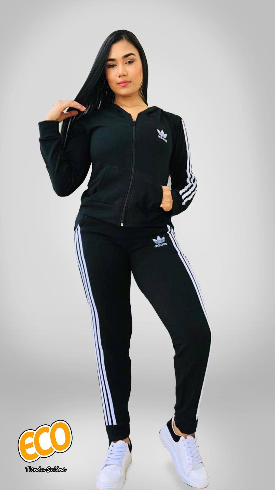 canal moco Implacable  Conjunto Deportivo Adidas Para dama | Conjuntos deportivos, Ropa juvenil de  moda, Ropa adidas