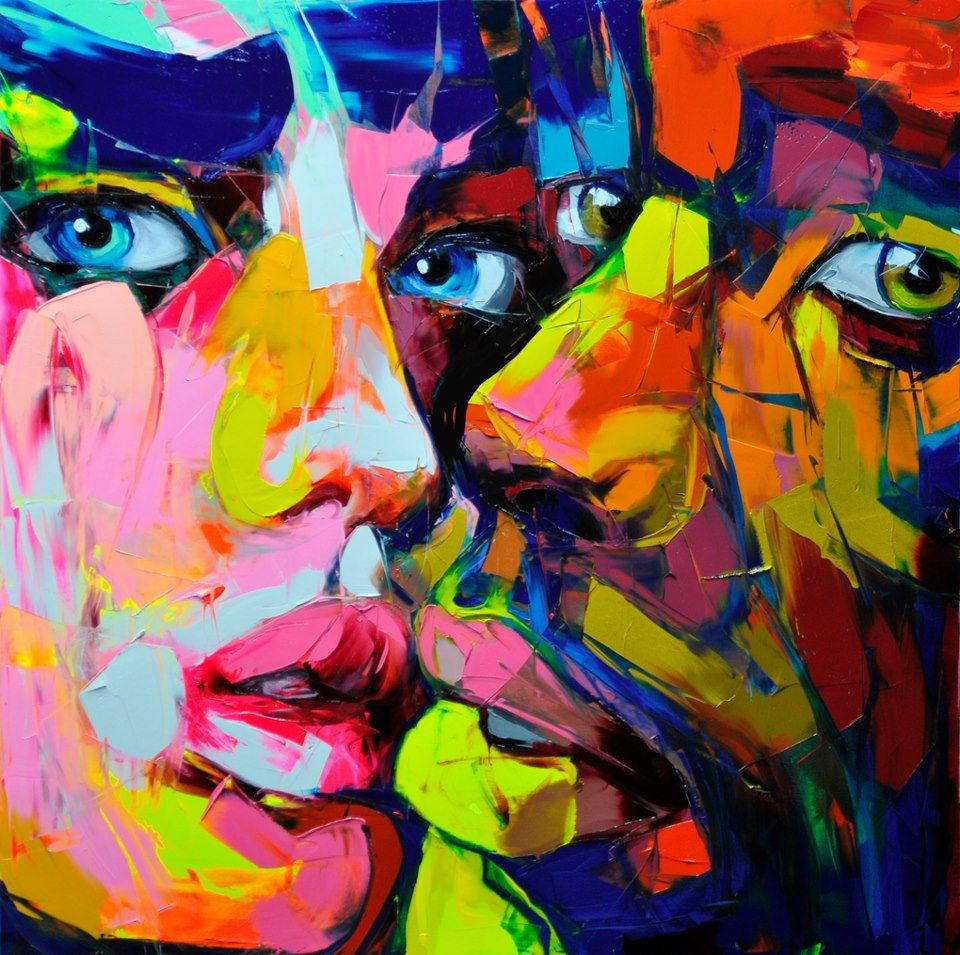 Color art facebook - Fran Oise Nielly Https Www Facebook Com Pages Fran