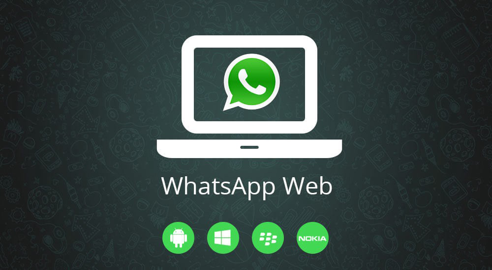 Very soon you will be able to use WhatsApp web without