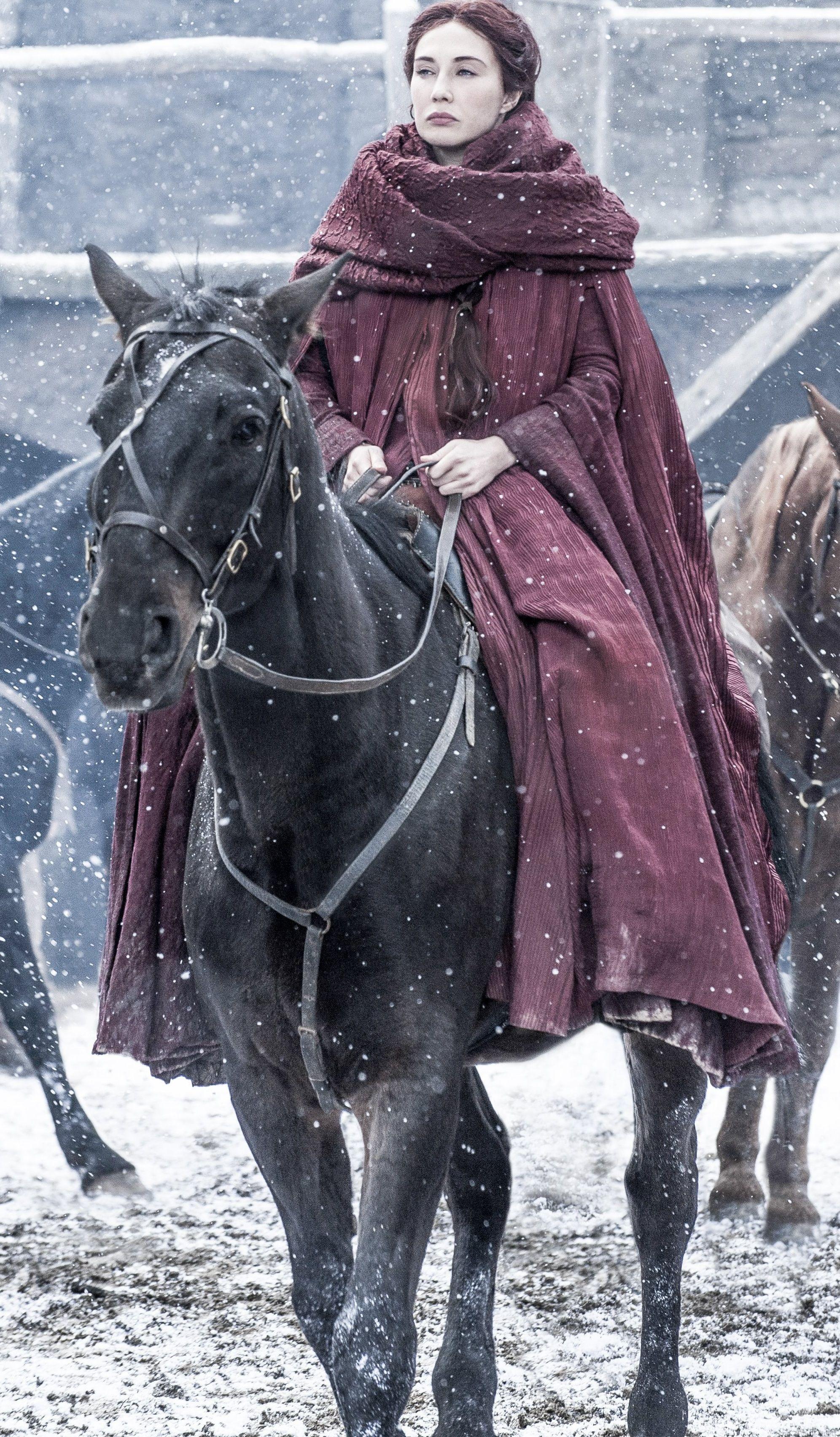 Game of Thrones, Season 6, Melisandre in 2019 Game of