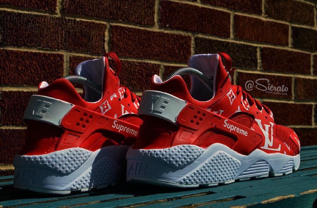0009078f5dbc9 Nike huarache x Supreme