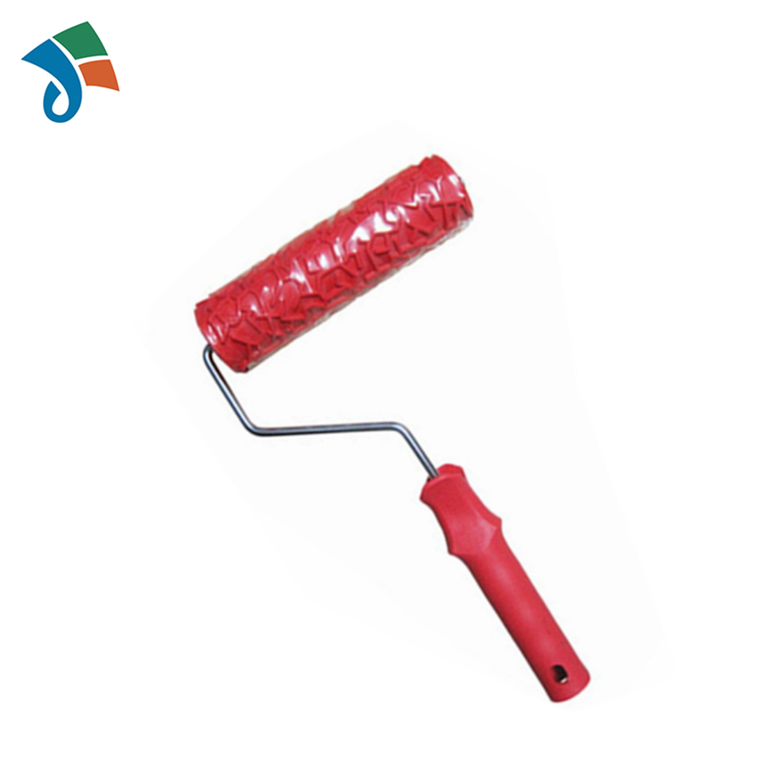 Source Rubber Textured Patterned Paint Roller On M Alibaba Com