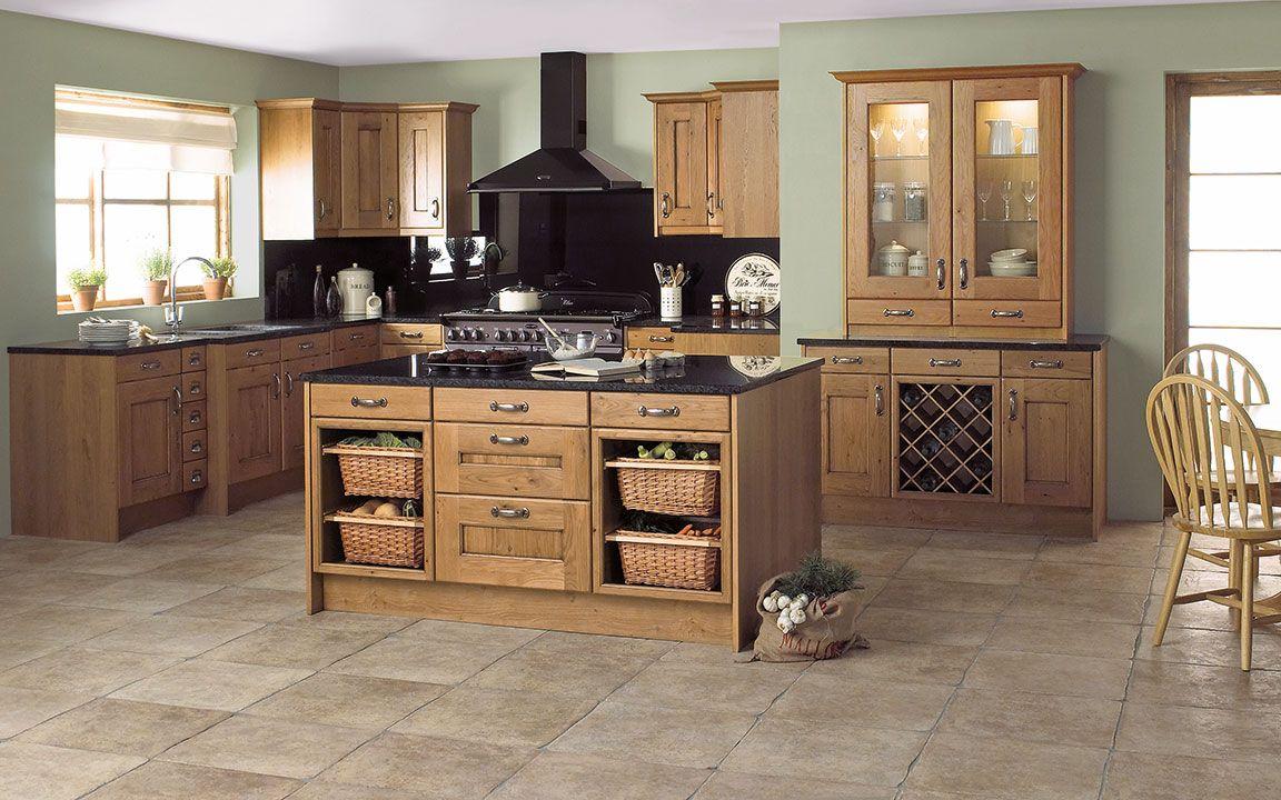 Hygena Elvira Kitchen  home decor  Kitchen Country