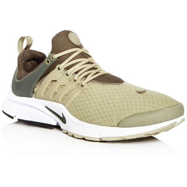 38614dcd35c8 ... new style nike mens air presto essential lace up sneakers 120 liked on  polyvore featuring 064de