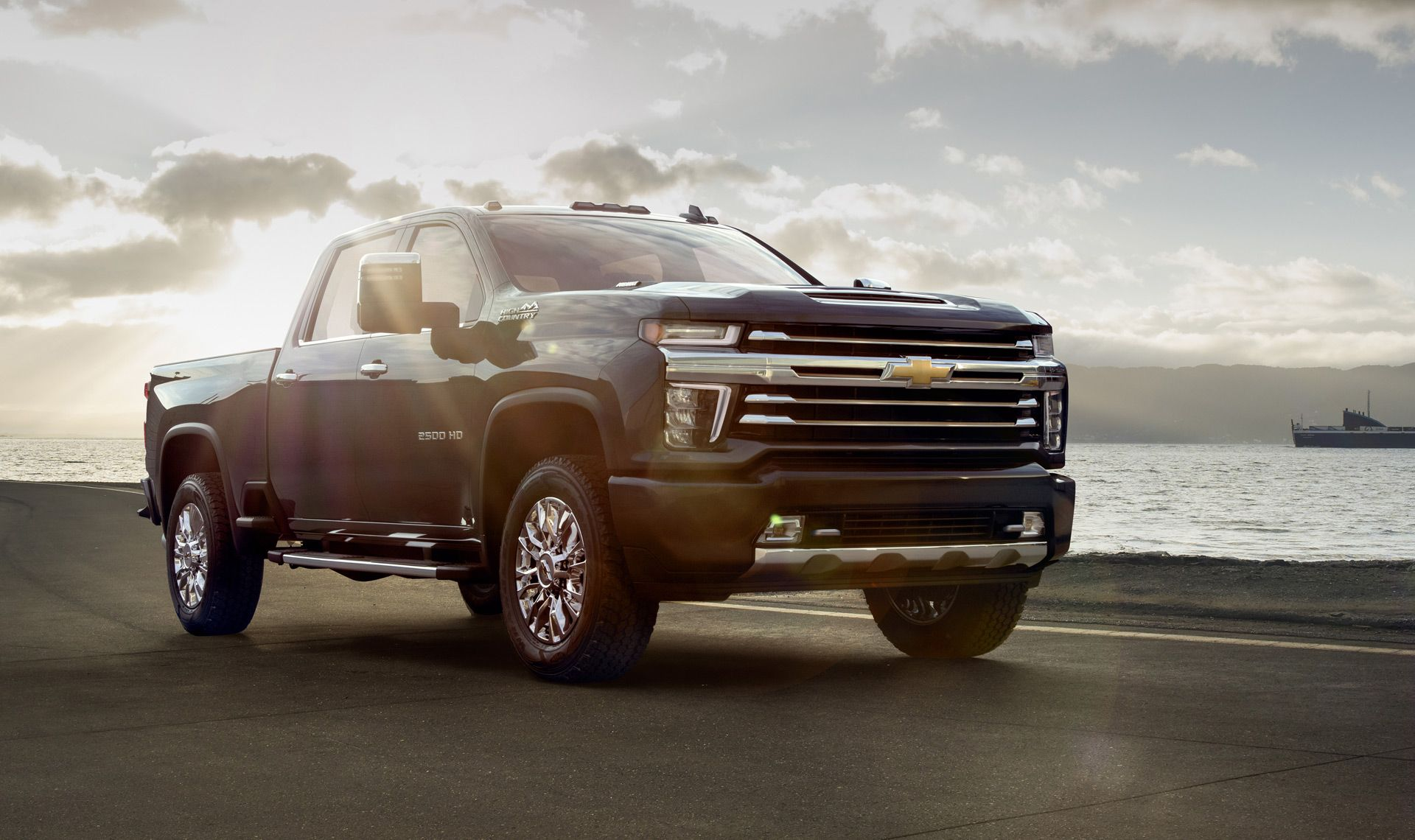 2020 Chevrolet Silverado Hd High Country Revealed Luxury Pickup