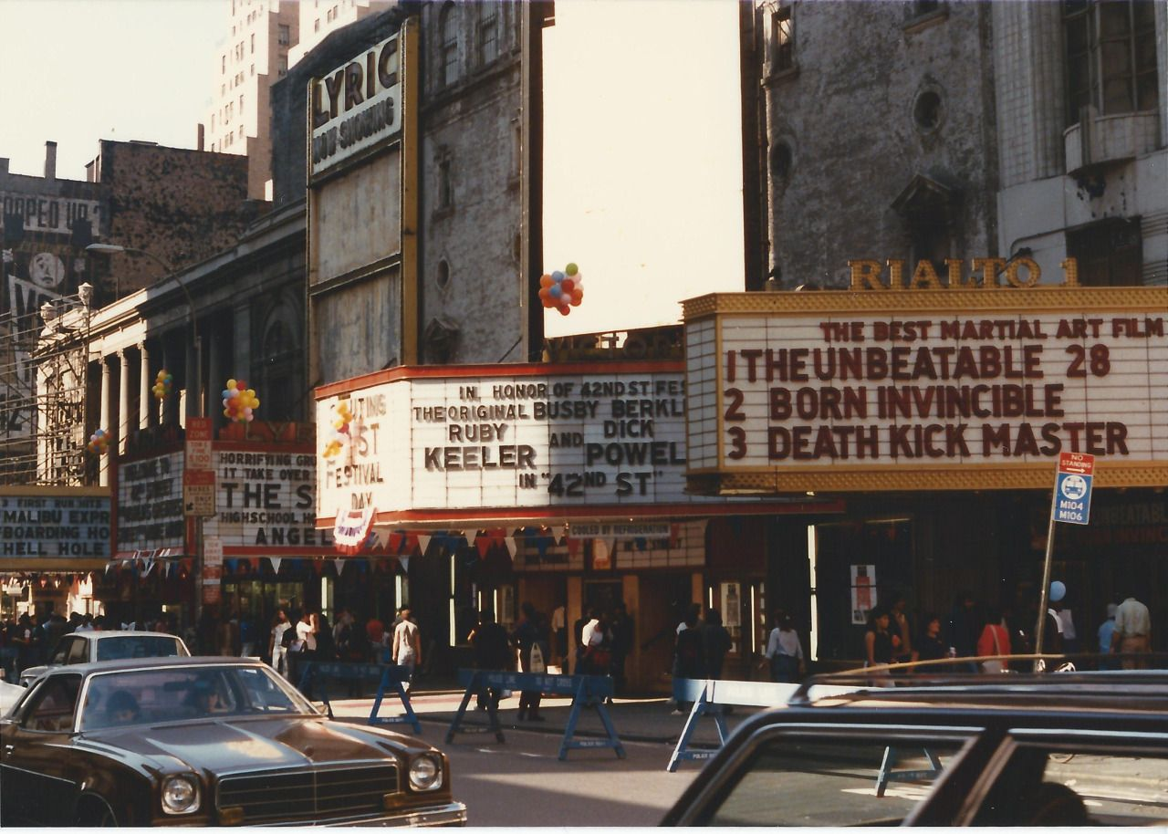 Grindhousedatabase Grindhouse Theaters On The Deuce