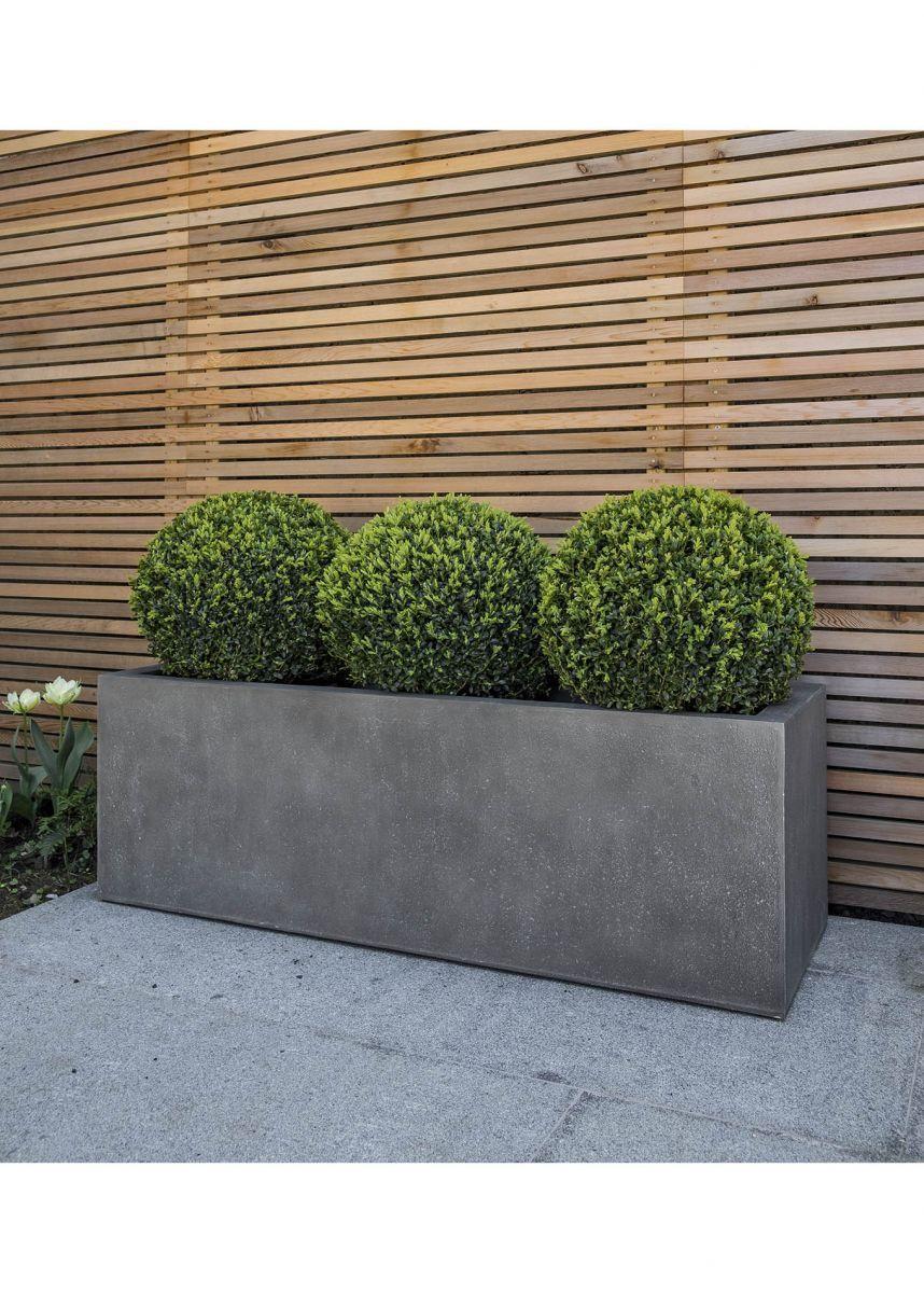 Enclave Trough 1500 Planter Extra Large Mid Grey Grp 640 x 480