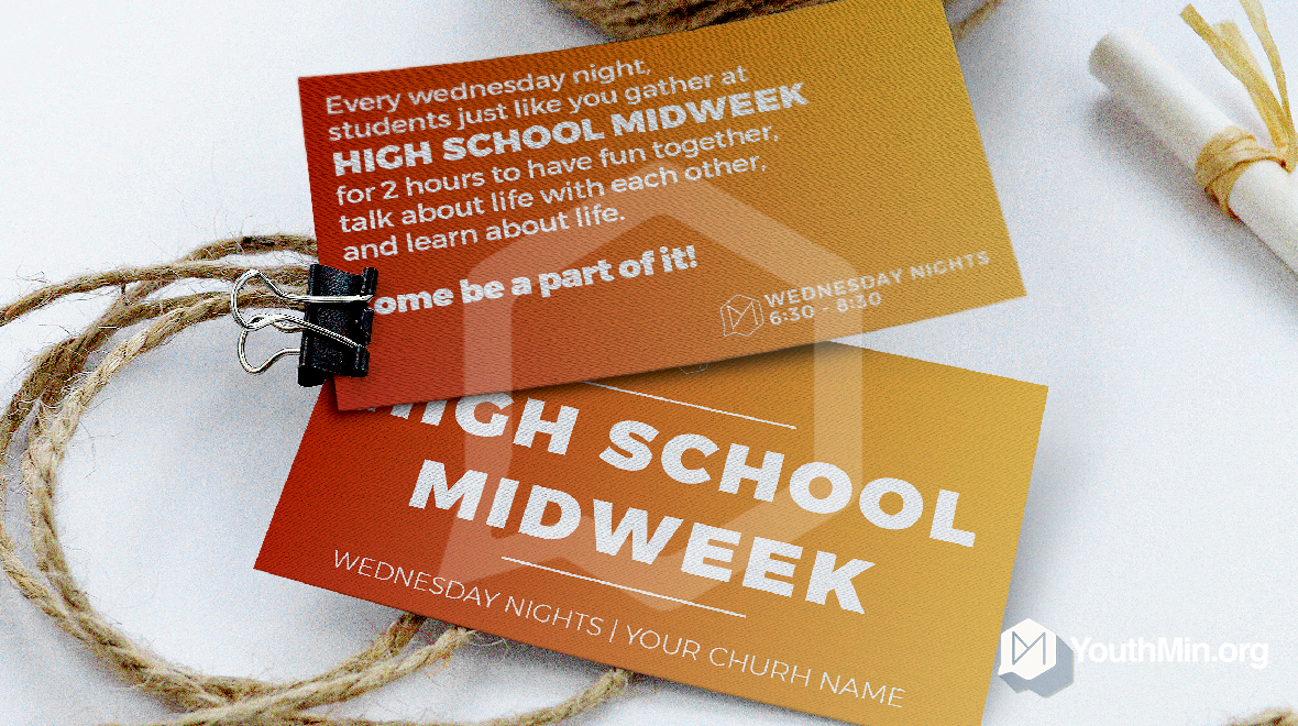 Youth Group Invite Card Youth Youth Ministry Invitations