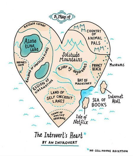 Funny Memes - [The Introvert's Heart]