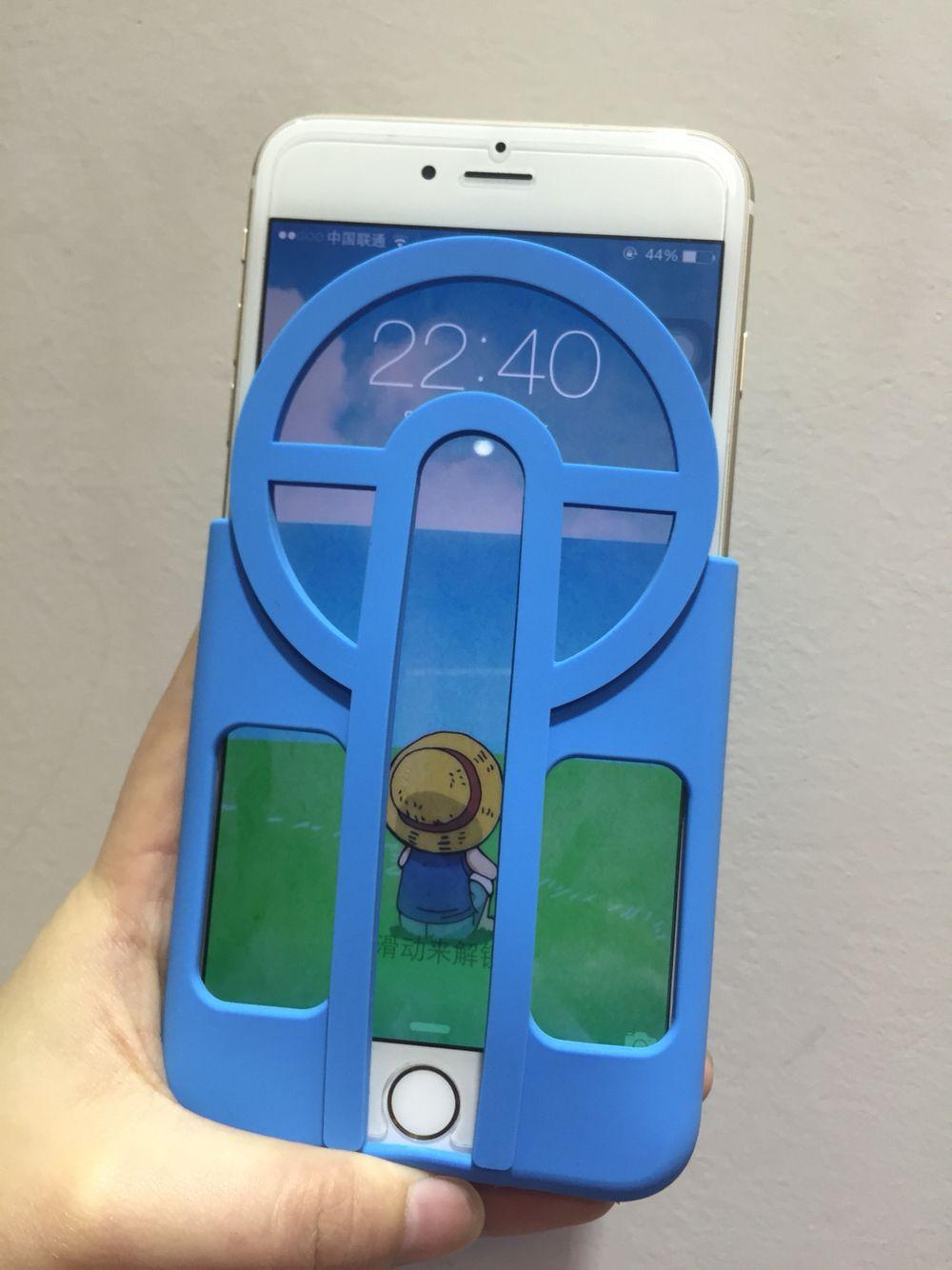 Pokemon Aim Assist Case For Iphone 6 6plus Led Phone Plus