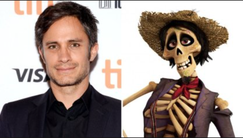 Image result for Gael Garcia Bernal, Coco