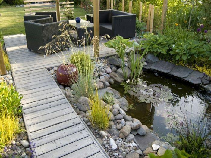 80 Ideen, Wie Ein Minimalistischer Garten Aussieht