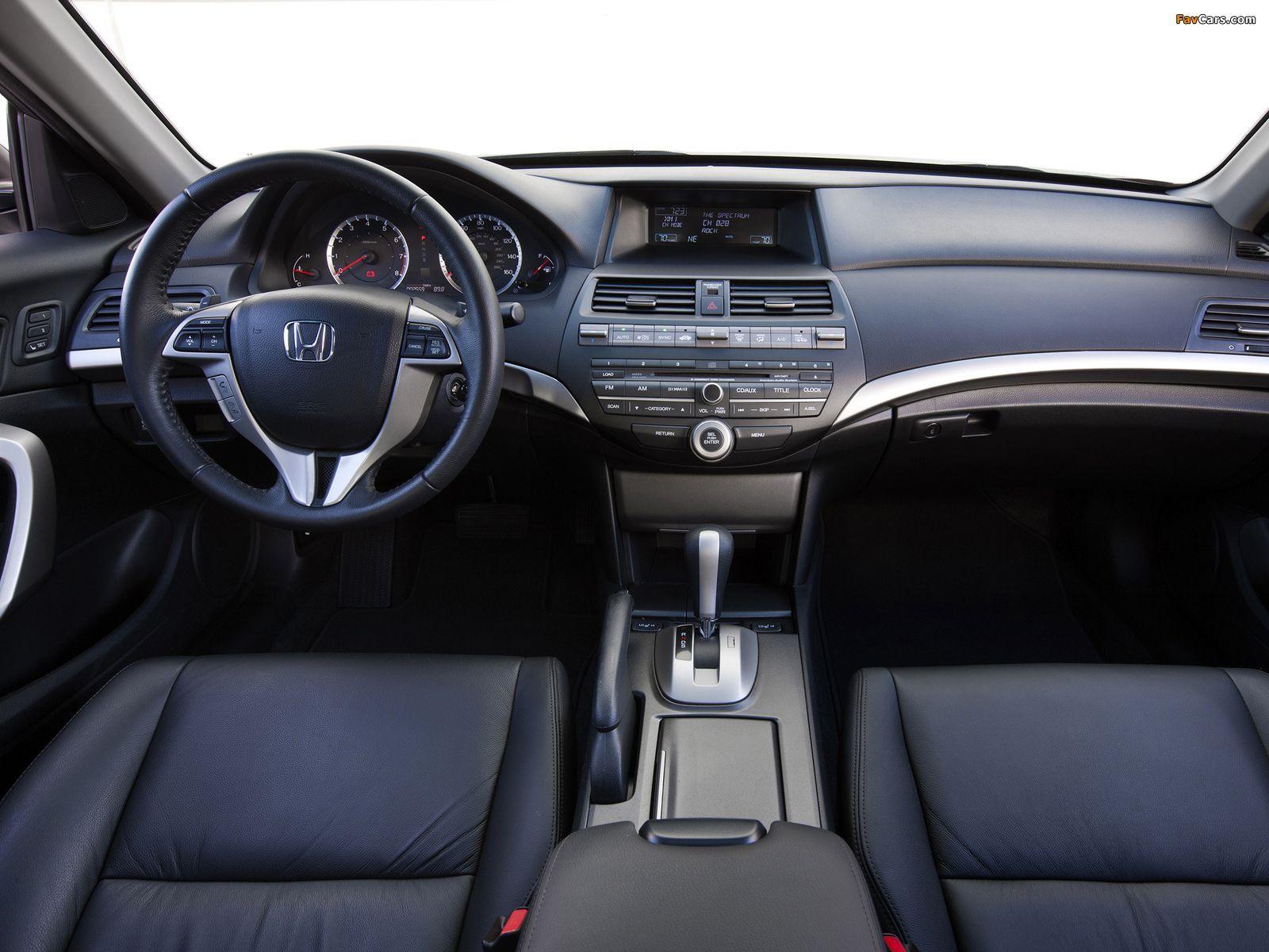Honda Accord Coupe USspec 201012 Honda accord, Accord