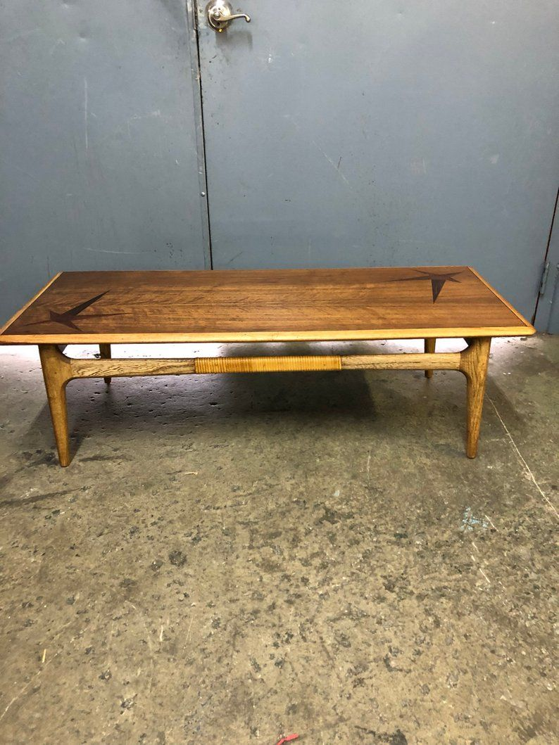 Lane Constellation Coffee Table Etsy Coffee Table Oak Table Table