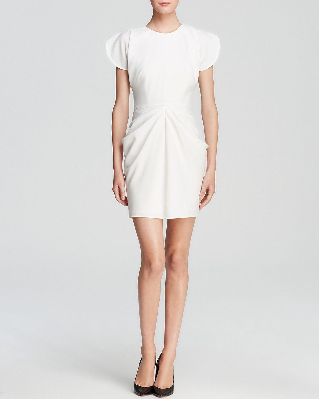 Guess Dress Short Sleeve Tulip Women Dresses Bloomingdale S Short Dresses Mini Dress With Sleeves Short Sleeve Dresses [ 1500 x 1200 Pixel ]