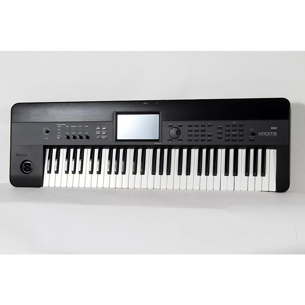 Krome 61 Keyboard Workstation | Products | Drum patterns