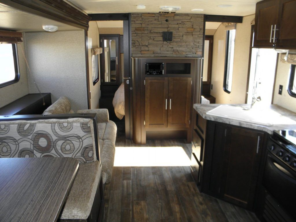 2015 forest river cherokee grey wolf 26dbh colaw rv