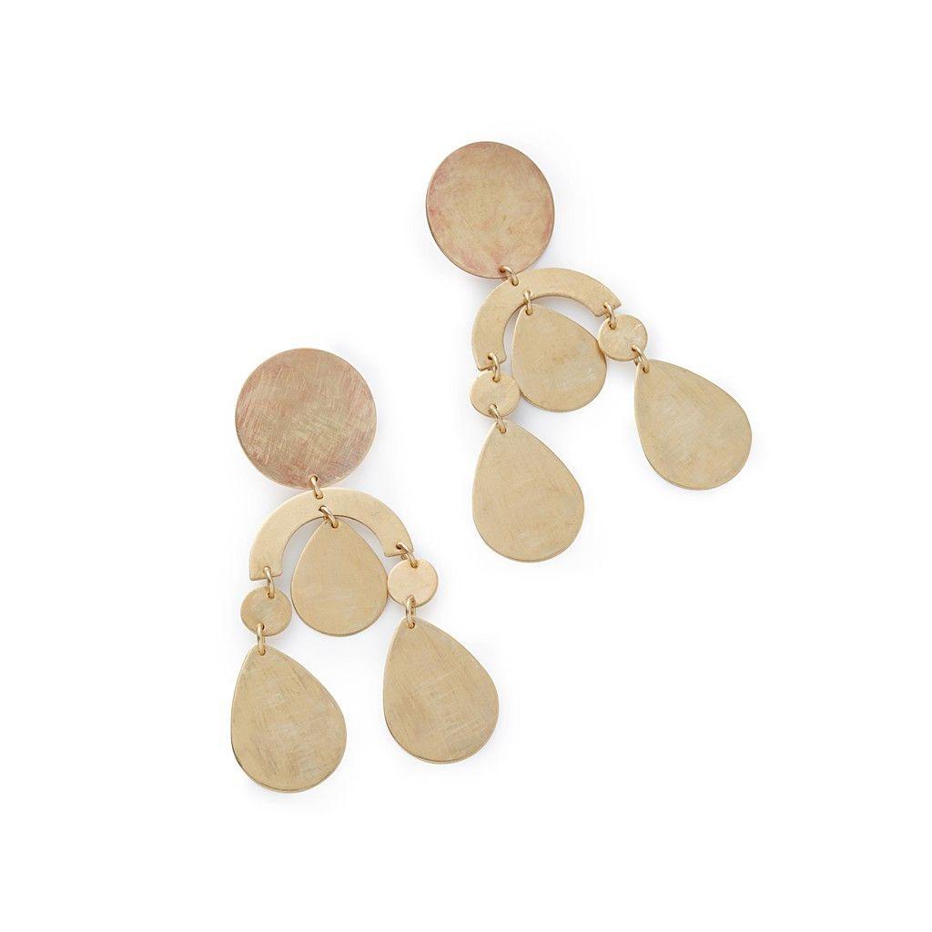 Cassia Chandelier Earrings