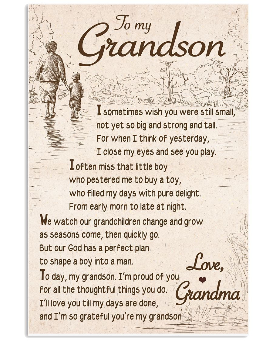 I M Proud Of You Best Gift For Grandson Grandkids Quotes Grandparents Quotes My Children Quotes What should i write in my granddaughter