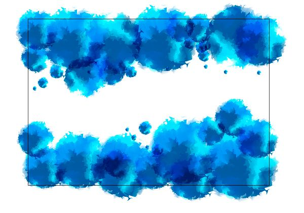 Beautiful Watercolor Background With Splatters Free Vector Free