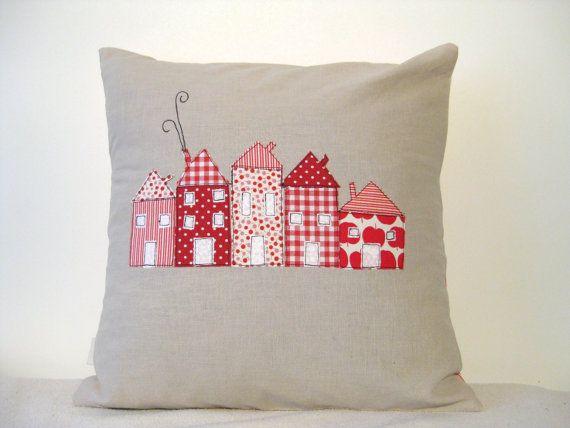 DIY Cushions Redskins pillows cotton