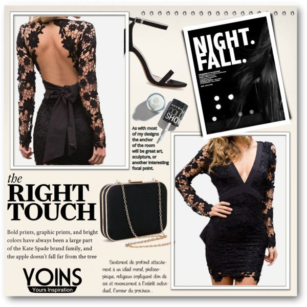 YOINS 2/2 by tamsy13 on Polyvore featuring yoins, yoinscollection and loveyoins