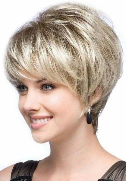40 Cute And Easy To Style Short Layered Hairstyles