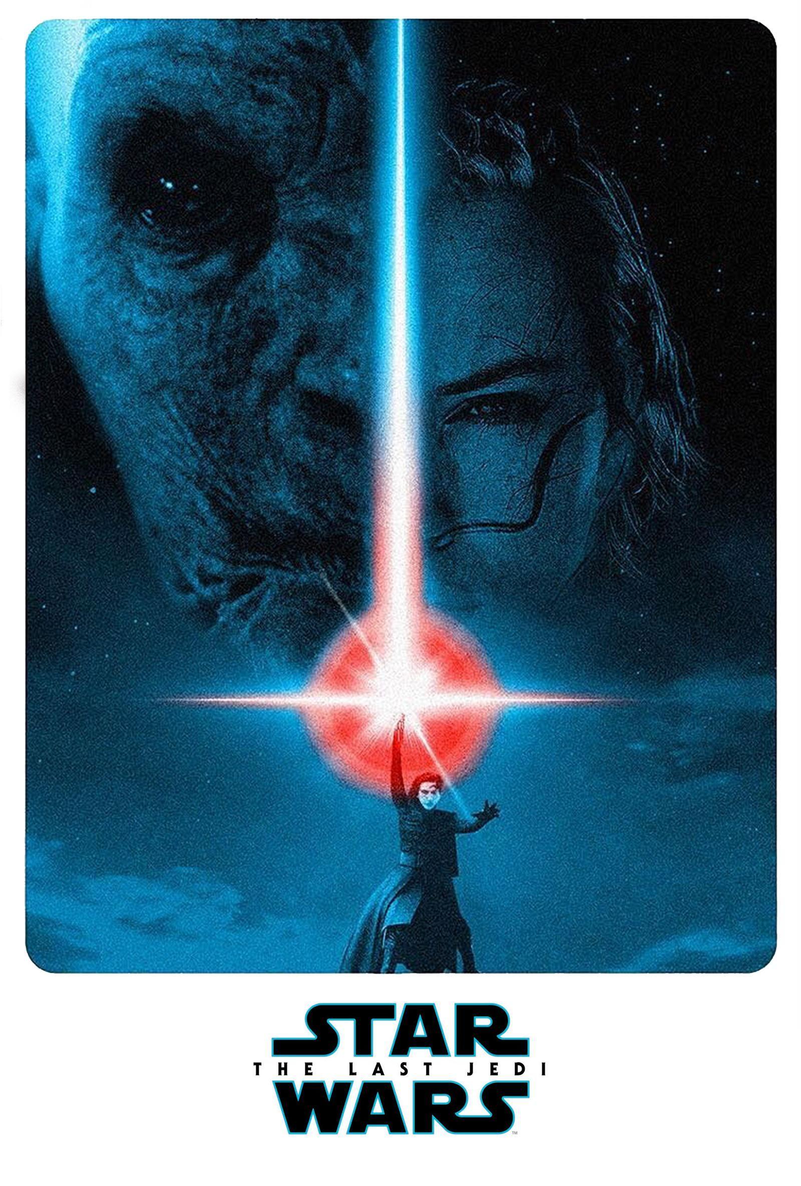 Alternate Version Of The Last Jedi Poster Artwork By Troy Millhoupt Http Ift Tt 2pxqalg Timbeta Star Wars Watch Star Wars Nerd Star Wars Episodes