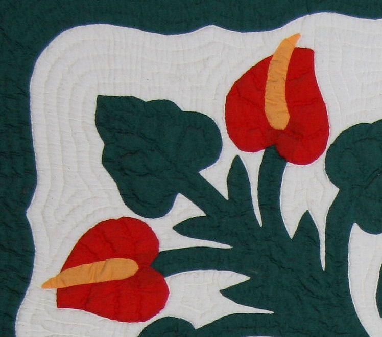 Free Hawaiian Applique Quilt Patterns | quilt patterns | Pinterest ... : free hawaiian quilt patterns - Adamdwight.com
