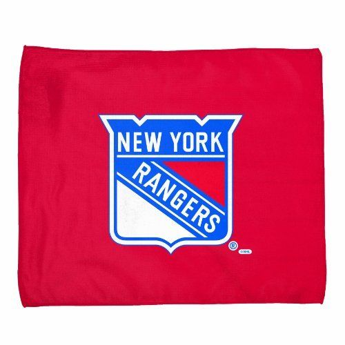 NHL New York Rangers 15-by-18 Rally Towel by WinCraft. $5.00. Winning is almost guaranteed with this great towel waving above your head. At a minimum your adrenalin becomes just what the team needs for a rally. Towel is supplied in 15x18.