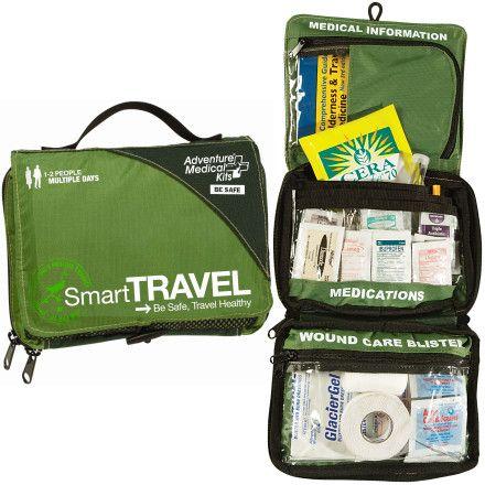 Adventure MedicalSmart Travel First Aid Kit