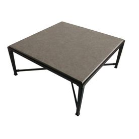 allen roth Pardini Extruded Aluminum Square Patio Coffee