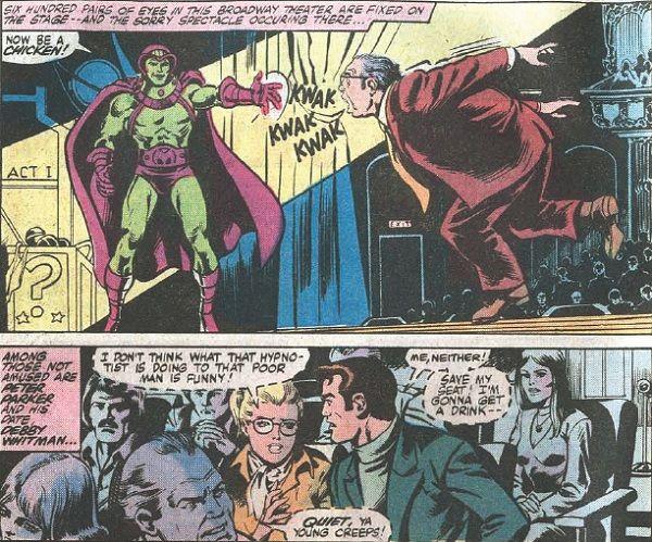 Amazing Spider-Man #207 : SuperMegaMonkey : chronocomic