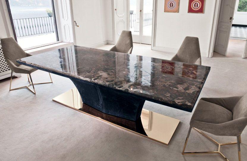 Resultado de imagen para mesas de marmol modernas | FURNITURE-TABLES ...