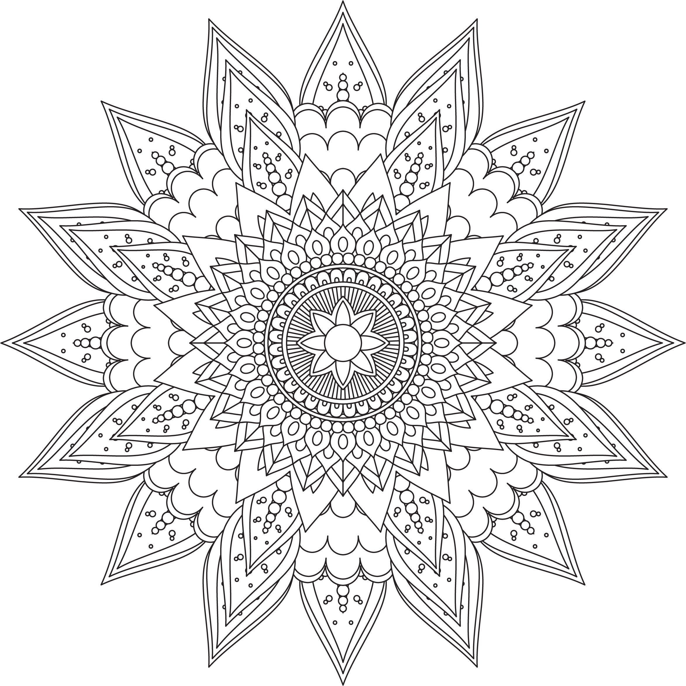Pin On Adult Anti Stress Coloring Therapy