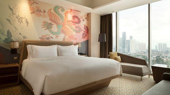 Jakarta 10310 Hotels Doubletree By Hilton Hotel Jakarta Diponegoro Jakarta 10310 Hilton Hotel Hotel Hotels Room