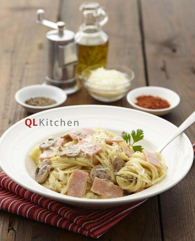 Resepi resepi spaghetti resepi spaghetti carbonara resepi we bring you a delicious spaghetti carbonara recipe to add to your pasta collection introducing spaghetti carbonara with chicken ham mushroom spaghetti forumfinder Gallery