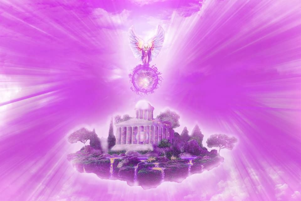 Archangel Zadkiels Temple Of Purificationtemple Of Purification Of