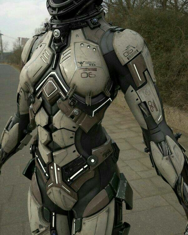 Future soldier uniform