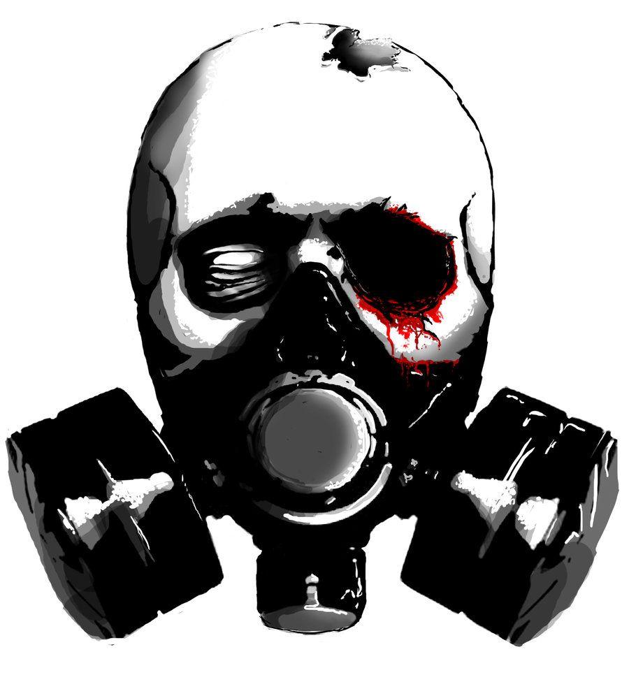 gas mask creepy - Google Search | halloween | Pinterest