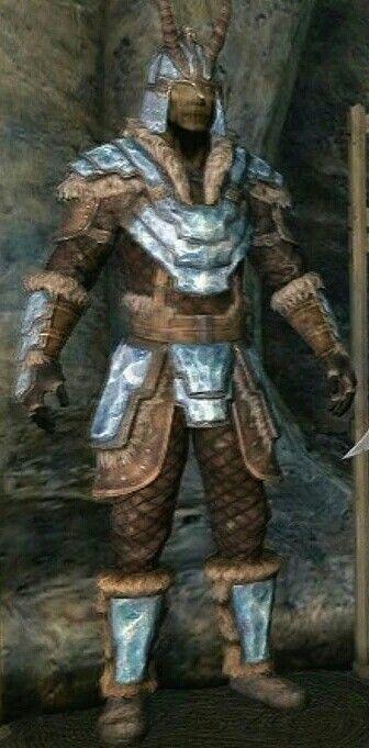 Skyrim dragonborn armaduras nuevas