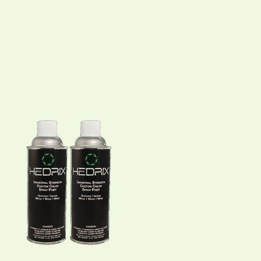 Hedrix 11 Oz Match Of 430a 1 Mint Hint Color Spray Spray